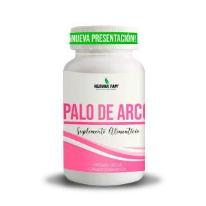 Palo de Arco / 60 capsulas